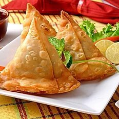 Maurya Indian Restaurants - Veggie Samosa