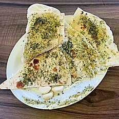 Maurya Indian Restaurants - Garlic Roti