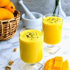 Maurya Indian Restaurants - Mango Lassi