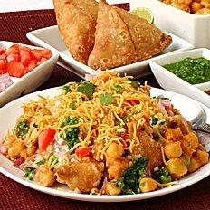 Maurya Indian Restaurants - Samosa Chaat