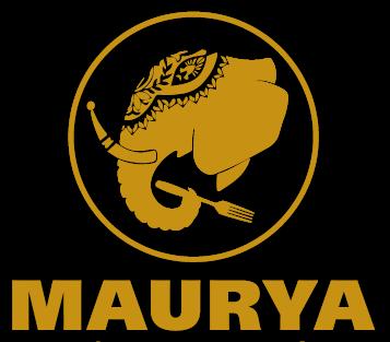 Maurya Indian Restaurants - Logo