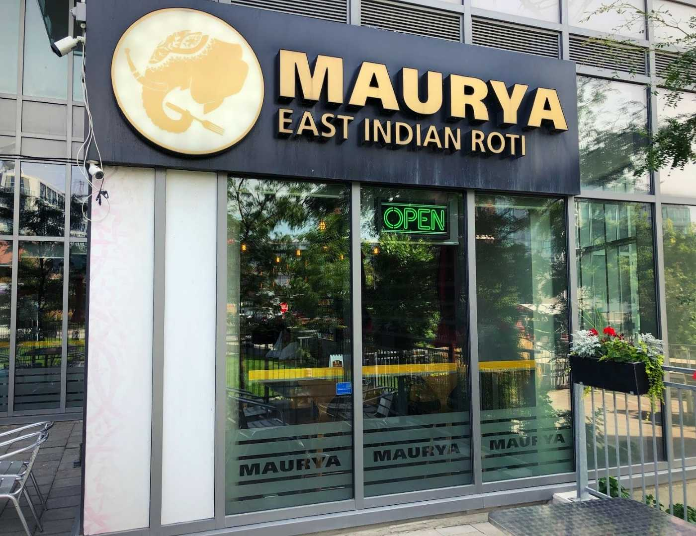 Maurya East Indian Roti -Liberty Village, Toronto