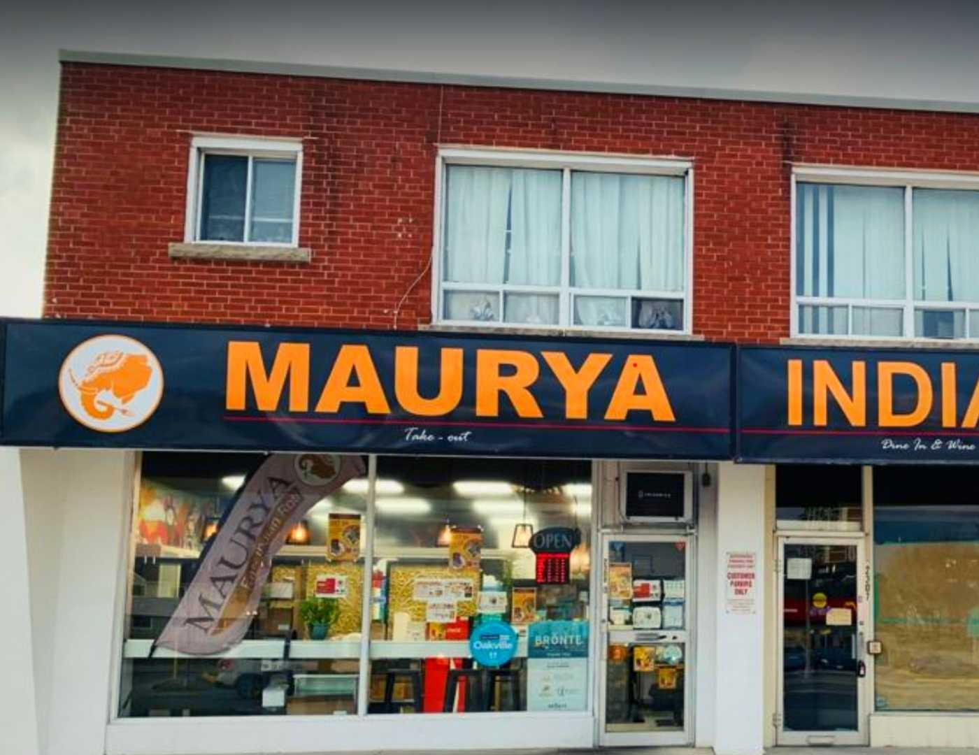 Maurya Indian Twist - Bronte, Oakville