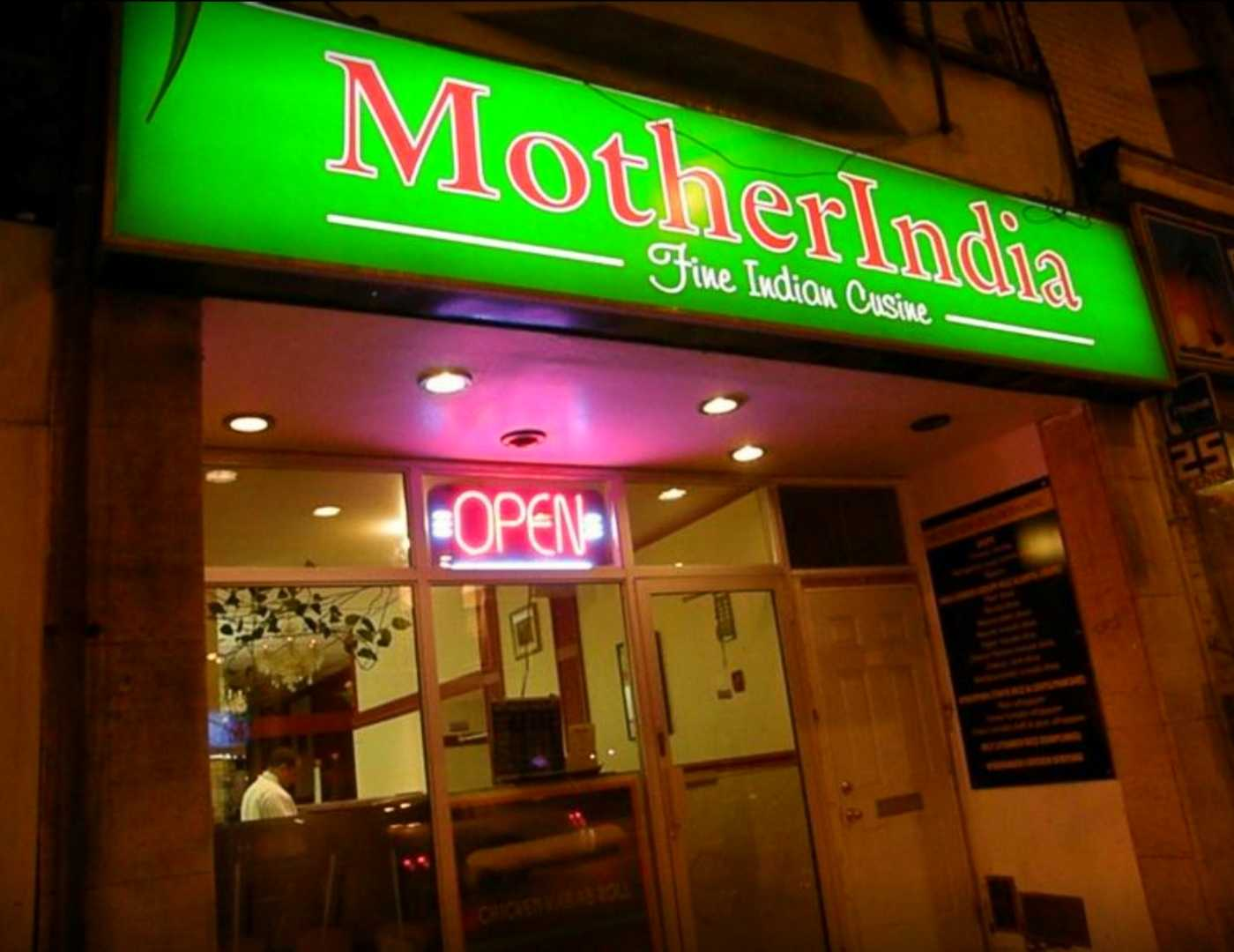 Mother Indian Roti - Queen St West, Toronto